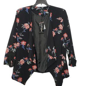 JULES & LEOPOLD floral blazer medium NEW